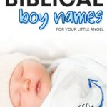 Biblical Boy Names List