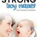 Boy Strong Names
