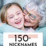 Cool Nicknames For Grandma