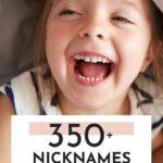 Funny Nicknames For Girls