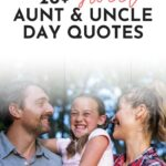National Aunt and Uncle Day Quotes - Post Pin