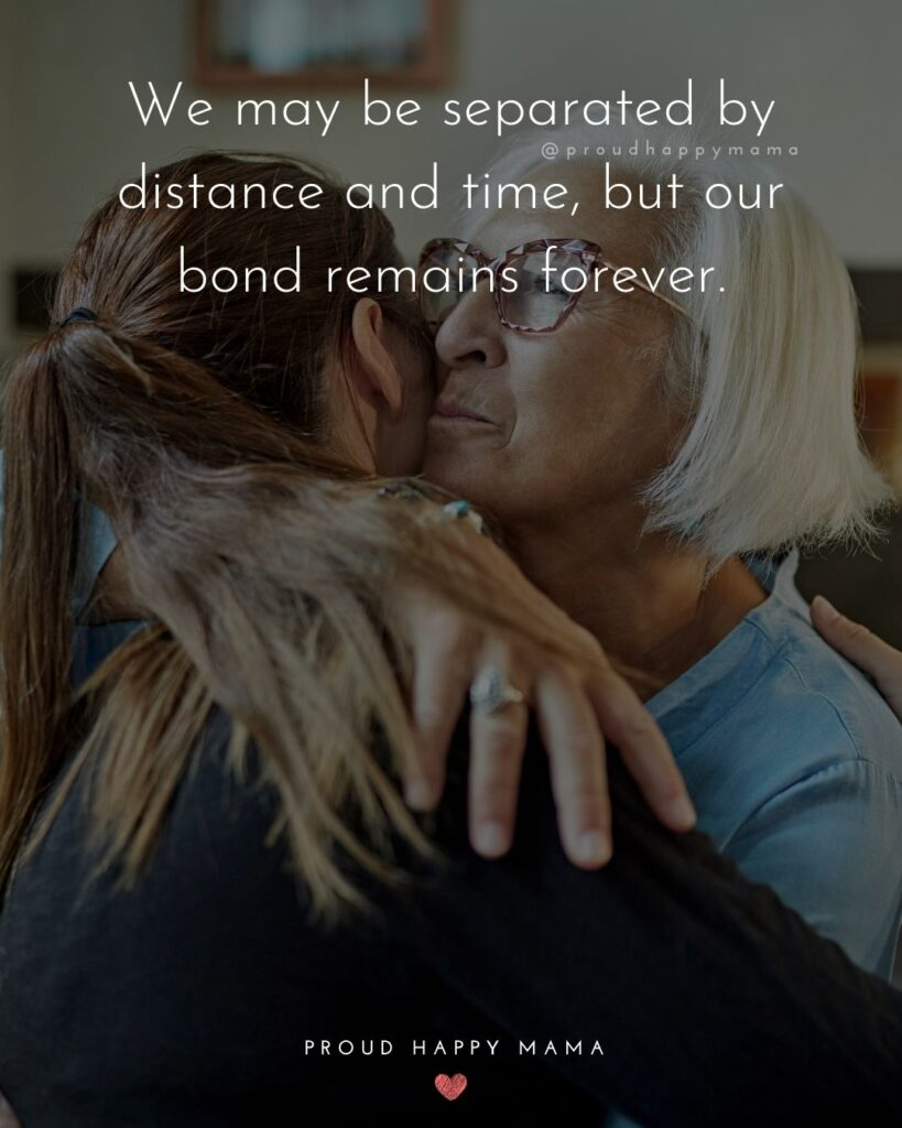 Niece Quotes - We may be separated by distance and time, but our bond remains forever.