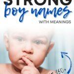 Strong Boys Names