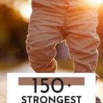Strongest Boy Names