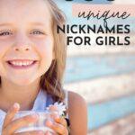 Unique Nicknames For Girls