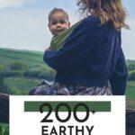 Earthy Baby Boy Names