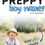 Preppy Boy Names With Meanings