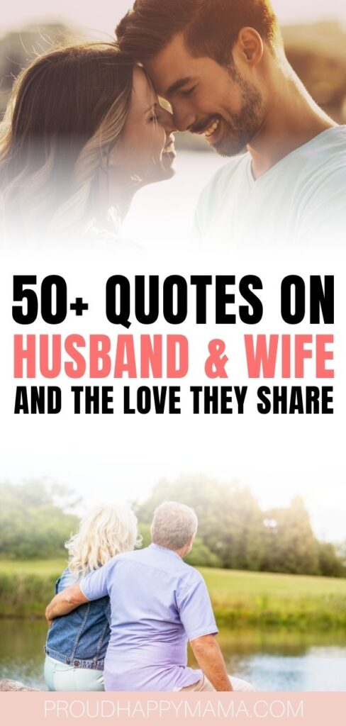 Quotes On Husband And Wife
