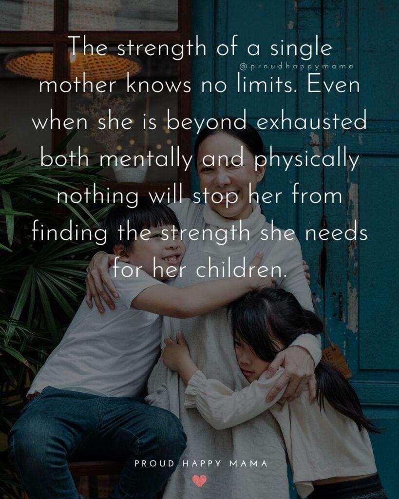 Mother single Fatherless Single