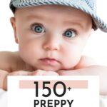 Southern Preppy Boy Names