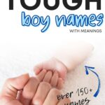 Tough Boy Names With Meanings