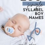 classic one syllable boy names