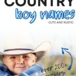 country boy names