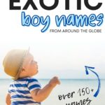 exotic boy names list