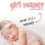 Best One Syllable Girl Names