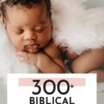Biblical Baby Girl Names