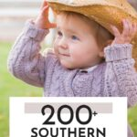 Classic Southern Girl Names