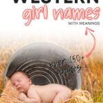 Country Western Girl Names