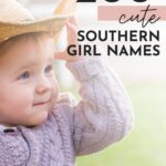 Cute Southern Baby Girl Names
