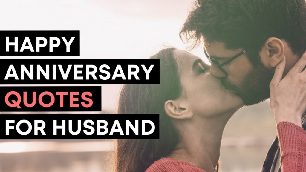 Happy Anniversary Quotes For Husband - Youtube Video Cover