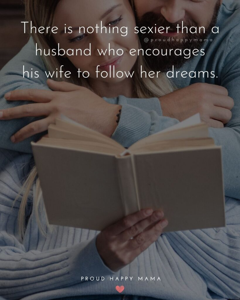 From what needs quotes her husband wife a Wife And
