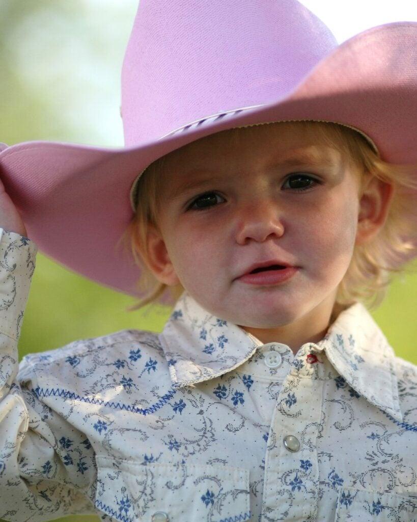 Old Western Girl Names