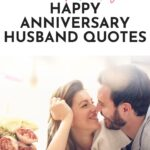 ROMANTIC HAPPY ANNIVERSARY HUSBAND QUOTES