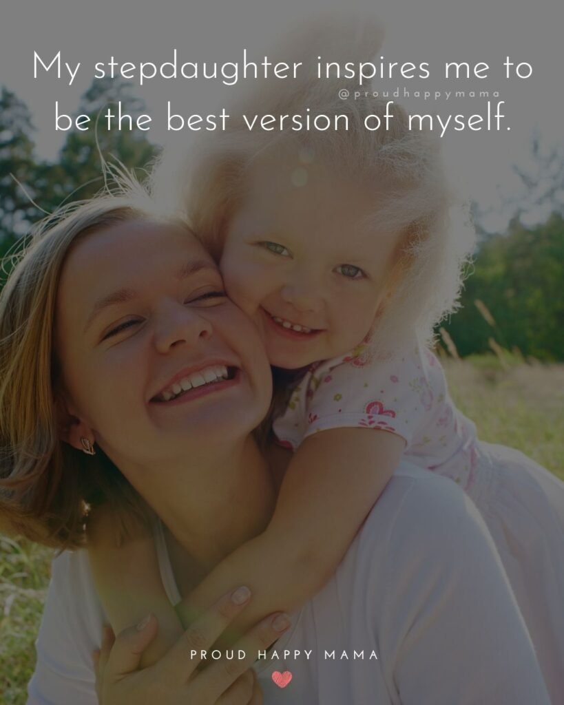 Step Daughter Quotes - Stepmoms and step daughters, together in heart, are a powerful force to be reckoned with.'