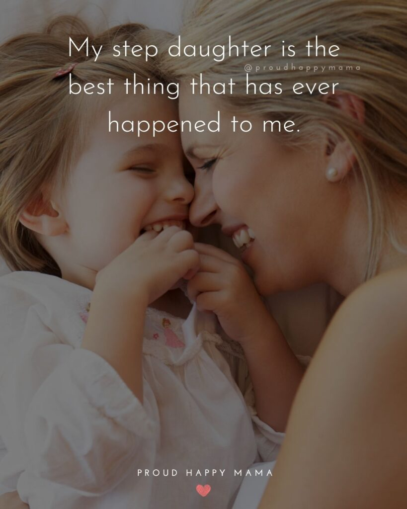 Step Daughter Quotes - Sometimes when I need a miracle I look into my step daughters eyes and realize I already found one.'
