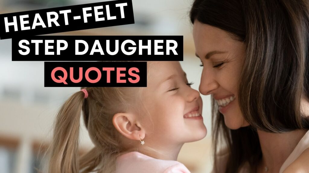 Step Daughter Quotes - YouTube Video Cover