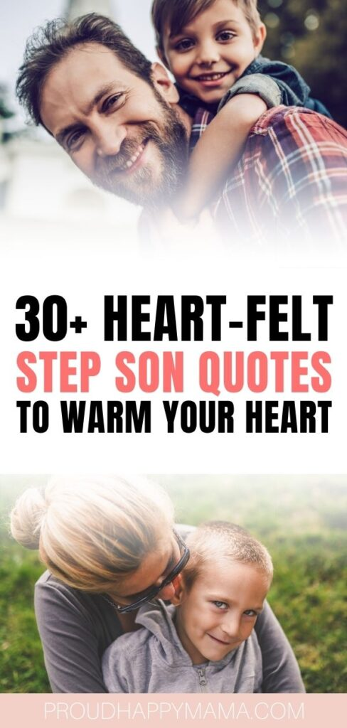 Step Son Quotes