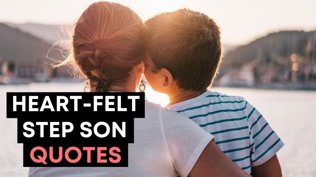Step son Quotes - Youtube Video Cover