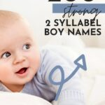 Two Syllable Boy Names