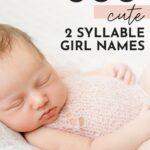 Two Syllable Girl Names