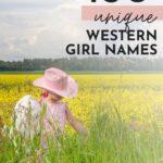 Unique Western Girl Names