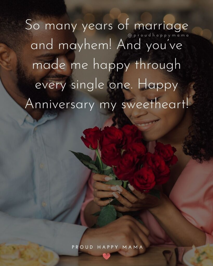 Wedding Anniversary Wishes For Wife - Your more than a wife, in you I have found my best friend for life. Happy Anniversary my