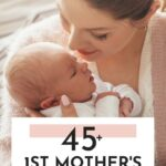 first Mothers Day quotes from baby