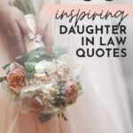 inspirational quotes for daughter in laws