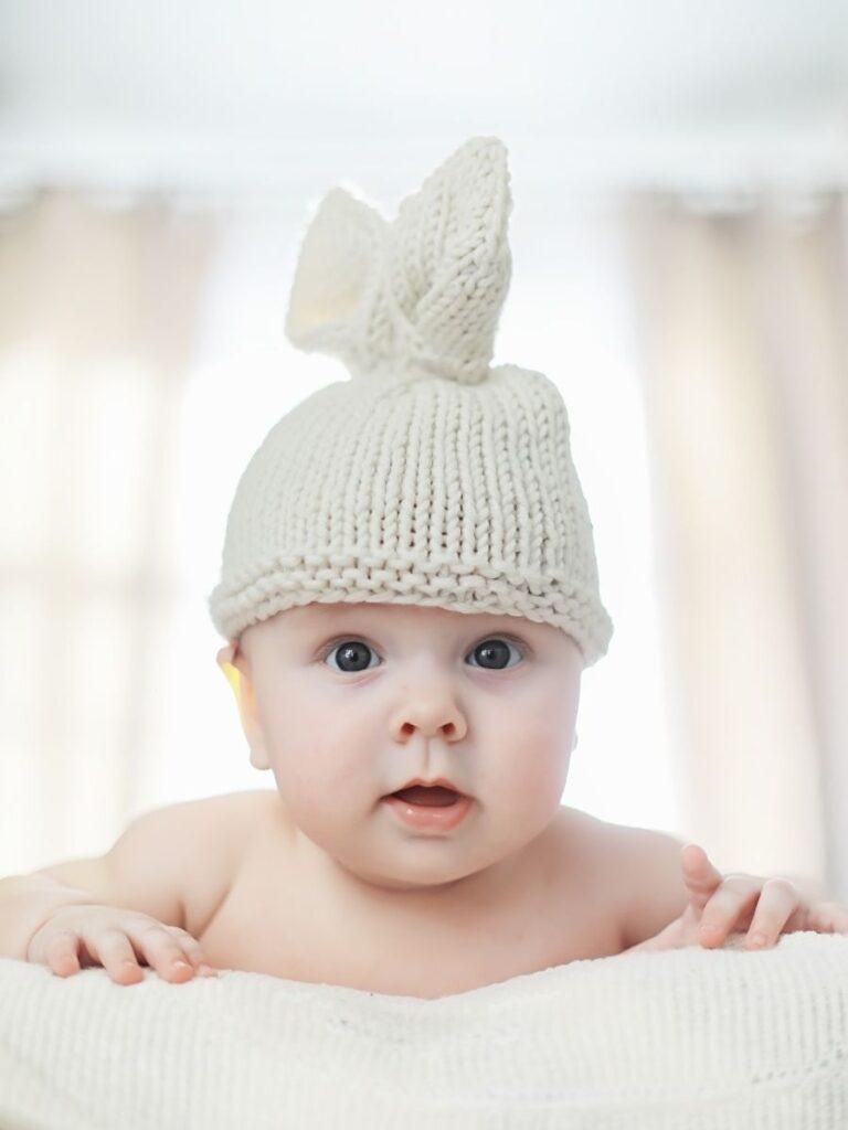 one syllable baby girl names
