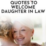 quotes to welcome daughter in law