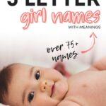3 letter girl names