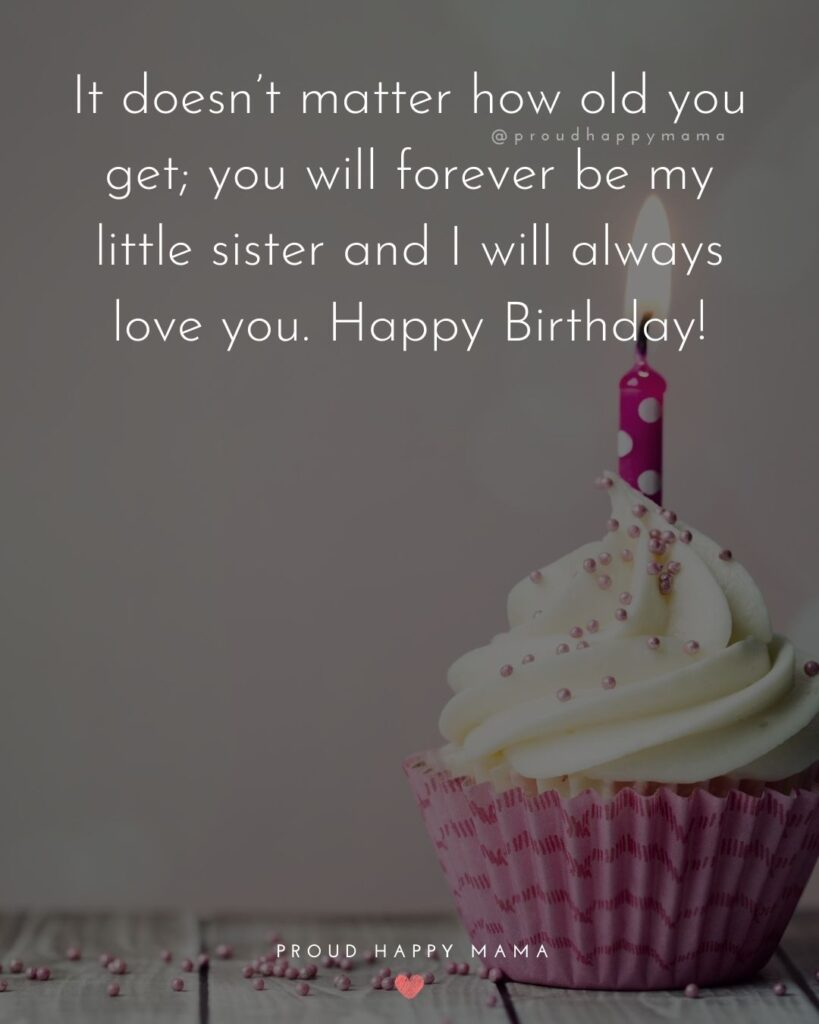 Happy Birthday Wishes For Sister - Wishing you, the greatest sister ever, a happy birthday!'