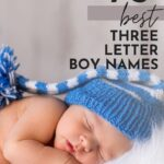 Three Letter Boy Names