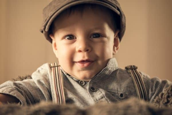 Vintage Boy Names - Post Cover -