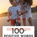 positive words of encouragement for kids