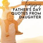 Fathers Day from daughter quotes