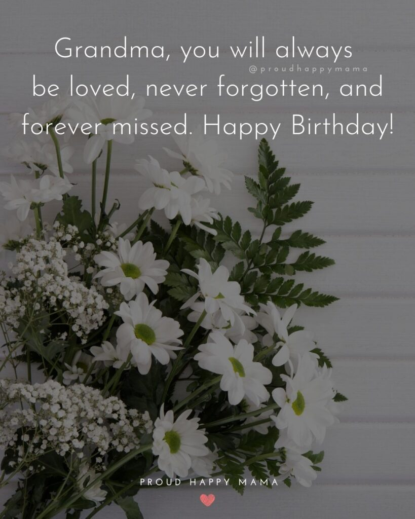 Happy Birthday Grandma Quotes-Grandma you will always be-loved.jpg