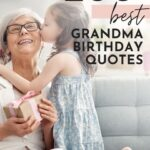 quotes for grandmother birthday