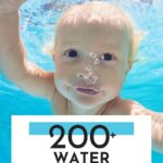 Unique Baby Names That Mean Water