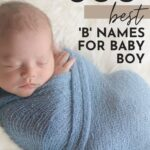 Baby Boy Names That Start With B